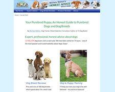 Your Purebread Puppy