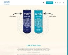 Zenifydrinks.com