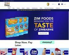 Zimfoods.co.uk